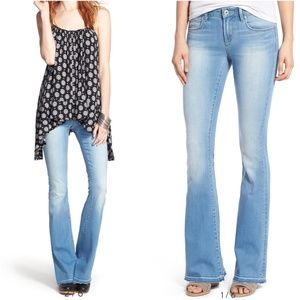 NWT Article of Society Faith Flare Morrison Jeans